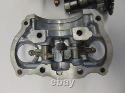 02372 Honda Fourtrax TRX125 OEM Cylinder Head & Cam Shaft 88 1988 RM
