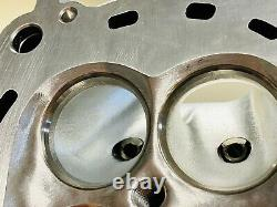 06+ TRX450R TRX 450R 450ER Ported Polished Port Polish OEM Honda Cylinder Head