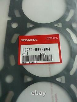 12251-rbb-004 04-08 Acura Tsx K24 Oem Cylinder Head Gasket Cl9 2.4l I-vtec