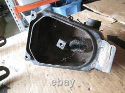 1976 Honda MR175 Cylinder Head Rear Fender & Mud Flap Clutch Basket Parts Lot