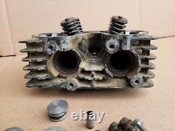 1984 1985 Honda XL250R XL 250 Cylinder Head Valves