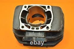 1984 84 CR500 CR 500 Engine Cylinder Barrel Top End Head Jug Piston OEM A
