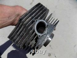 1984 Honda CR500R Cylinder, Head, Matching Piston, Top End