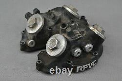 1985 1983 1984 Honda XL600R XL600 600R Cylinder Head Valve Cover Rocker Box NICE