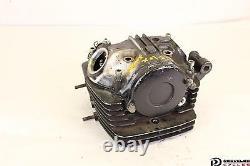 1986 86 HONDA TLR200 TLR 200 Reflex Cylinder Head