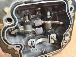 1986 86 Honda Oem 200x Atc Cylinder Head Cam Shaft Valves Rockers Atc200x