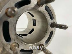 1993 93 Honda CR125 CR 125 250 Engine Motor Top End Cylinder Head Jug Barrel