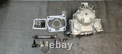 1996-1997 Honda CR125R OEM Top End Cylinder Head with Extras 12110-KZ4-A10
