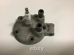 1998 1999 Honda CR125 CR125R OEM Cylinder Head Power Valves Piston Top End Cover