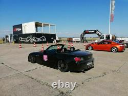 2.4 I-Vtec Honda Engine K24A3 K20A2 Block + Cylinder Head 270 HP For Race Car