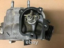 2000 2001 Honda CR125R CR125 OEM Top End Cylinder Head Piston Power Valves 00 01