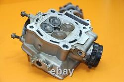 2002 02-03 CRF450R OEM Motor Top End Cylinder Head NEW VALVES Cam Shaft Cover