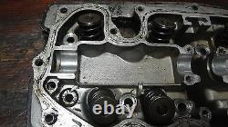 75 Honda Cb400 Four Super Sport Cb 400 Hm12b Engine Cylinder Head