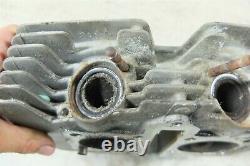 81 Honda CM 200 CM200 T Twinstar engine cylinder head