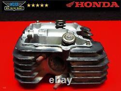 85-86 Honda Atc250sx Cylinder Head Valve Train Dome Top End