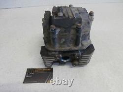 86 87 Honda Fourtrax TRX200 200SX Genuine Engine Motor Cylinder Head Valve GOOD