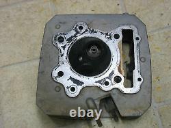 86 Honda TRX250 Fourtrax TRX 250 Cylinder Head Rocker Box Asy