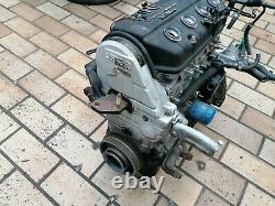 88-91 Obd0 Honda CIVIC Engine Motor Cylinder Head Assembly Ex D15b2 D15 76tkm