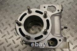 94 HONDA CR125R ENGINE MOTOR CYLINDER HEAD 12110-KZ4-890 Fresh Plated