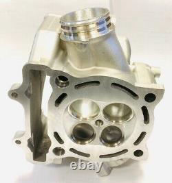 CRF250R CRF 250R 250X Cylinder Head Ported Port Polished BRAND NEW OEM