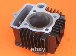 CYLINDER / HEAD COMPLETE KIT REBUILD KIT for HONDA C100 97CM3 Engine 100cc