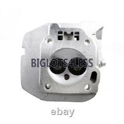 Cylinder Head Assembly Fits Honda Gx340 Gx390 +exhaust Carburetor Mounting Studs