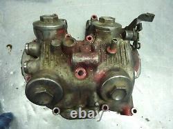 Cylinder head with camshaft rockers XL600 R xl 600 Honda 83 84 85 86 87 #GG17