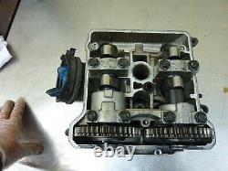 Cylinder heads front rear cams valves Engine motor RC51 HONDA RVT1000R 02 #JJ19