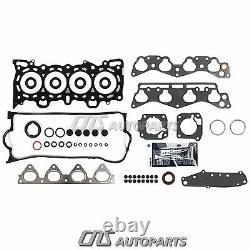 D16y5, D16y7, D16y8 96-00 Acura El Honda CIVIC Del Sol 1.6l Sohc Head Gasket Set