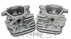 For Honda GX670 24HP Cylinder Right & Left Head Set Pair For V Twin