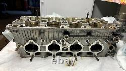 Fully Built Jdm H22a Cylinder Head Skunk2 Valves Springs Retainers Prelude H22