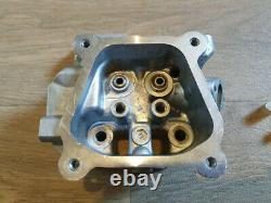 Genuine Honda GX160 ATA 7 Cylinder Head, Kart MSA GX 160 T2 UT2 engine cadet