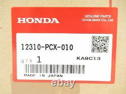 Genuine OEM Honda 12310-PCX-010 Cylinder Head Valve Cover Red 2004-2005 S2000