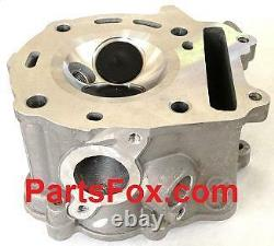 Gy6 250cc COMPLETE CYLINDER HEAD fits HONDA HELIX CN250 SCOOTER 1986-2006 2007