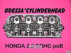 HONDA ACCORD Odyssey 2.2 SOHC#POB F22B2 F22B6 CYLINDER HEAD 94-97 REMAN NO CORE