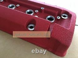 HONDA OEM 12310-PCX-020 RED Head Valve Cylinder Cover S2000 AP2 F20C Genuine
