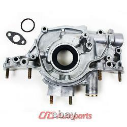 Head Gasket Bolt Timing Belt Water + Oil Pump Kit For 96-00 Honda Civic 1.6L L4