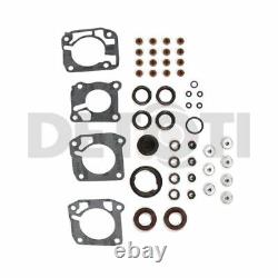Head Gasket Set Cylinder Bolts Kit For 97-01 Honda CRV 2.0L I4 B20B4 B20Z2 MLS