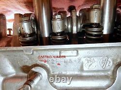 Honda 1.6 Sohc CIVIC Del Sol#p2f Non-vtec Cylinder Head 96-00 No Core