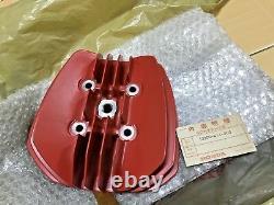 Honda 1979 CR125R CR125R-Z Cylinder Head NOS Genuine Japan P/N 12200-444-000
