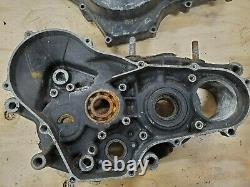 Honda ATC TRX 250R Crank Cases Clutch Cylinder Head Crankcase 85 86 87 88 89