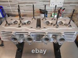 Honda CB400 four, CB400/4 SOHC, cylinder head totally refurbished