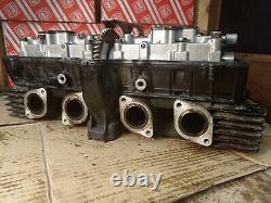 Honda CBX750f cylinder head & cover + internals cams valves etc etc CBX 750 f