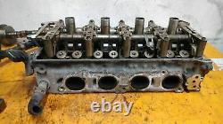 Honda CIVIC Mk7 2.0 Vtec Petrol K20a3 Cylinder Head & Camshafts 2001-2005