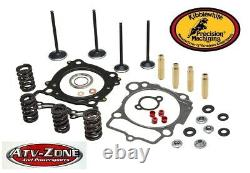 Honda CRF 450X 2005-2017 Kibblewhite Valves Cylinder Head Service Kit