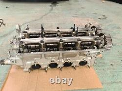 Honda Civic B18c4 Cylinder Head Complete With Cams Skunk 2 Valve Retainers