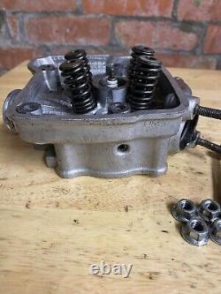 Honda Crf 150 2009 Cylinder Head MXW RACING
