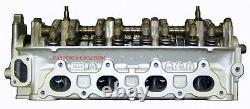 Honda Crx 1.5 1.6 16v Sohc Non-vtec Cylinder Head Cast# Pm3 Pm9 88-95 No Core