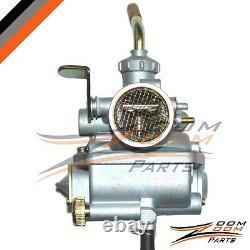Honda Ct 70 Ct 70 Exhaust Carburetor Cylinder Piston Rings Head Carb 1969 1976