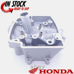 Honda Cylinder Head 2007 2008 Crf450r Genuine Oem New 12200-men-a00